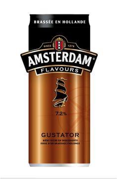 Amsterdam #packaging #design I Nicolas Baral