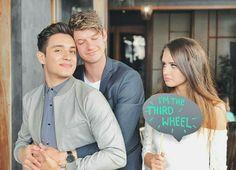 Jess, Gabriel, and Jacko
