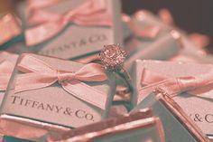 Pink diamond ring...