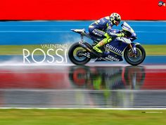 Valentino Rossi Great HD Wallpapers 2012