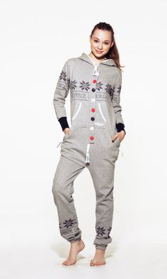 2ed59aa655b OnePiece Selbu Light Grey Jumpsuit Lounge Outfit