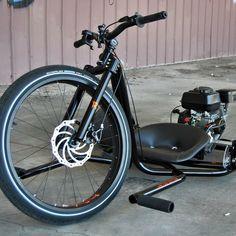 Drift Trike Trike Daddy Custom's http://trikedaddycustoms.com/