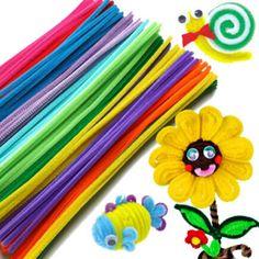 $1.43 (Buy here: https://alitems.com/g/1e8d114494ebda23ff8b16525dc3e8/?i=5&ulp=https%3A%2F%2Fwww.aliexpress.com%2Fitem%2F50-pz-set-peluche-bastone-e-tira-e-bastone-giocattoli-educativi-per-bambini-arte-handmade-materiali%2F32724608670.html ) 50 pz/set peluche bastone e tira e bastone giocattoli educativi per bambini arte handmade materiali fai da te e materiali artigi for just $1.43