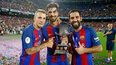 Supercopa de Espaňa