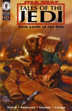 Tales Of The Jedi: Dark Lords Of The Sith 3 of 6