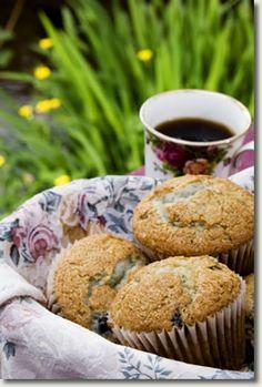 Yummm...fresh muffins!