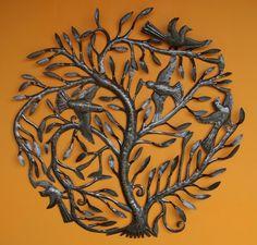 Large Garden Tree of Life Wall Sculpture - Buy Online!