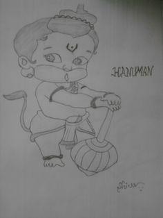 Hanuman!!