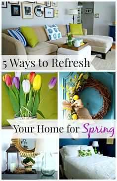 5 Ways to Refresh Your Home for Spring - CHATFIELD COURT