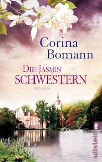 Lesendes Katzenpersonal: [Rezension] Corina Bomann - Die Jasminschwestern