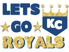 KC Royals Poster Idea