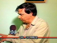 Gil Gomes, Aqui Agora!!