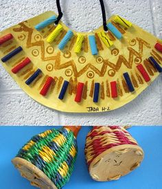 South African Crafts For Kids To Make - CRAFTING : Edu Gaming ...