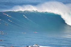 Biggest Wave Ever Paddle&