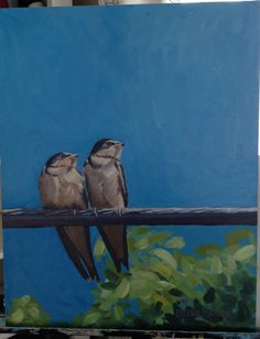 #twolove #birds by #deanamarconi