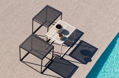 Fold sidetable | Tribù Low Tables, Design, Coffee Tables, Design Comics