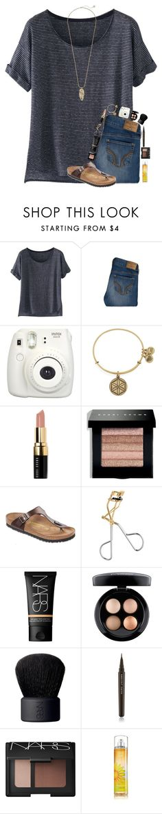 """""""~piano lesson today~"""" by simply-natalee ❤ liked on Polyvore featuring Wrap, Hollister Co., Alex and Ani, Bobbi Brown Cosmetics, Birkenstock, H&M, NARS Cosmetics, MAC Cosmetics, Marc Jacobs and Kendra Scott"""