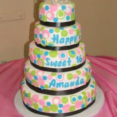 Cakes by Debbie Lopez @All About Ice Cream in Porterville, CA