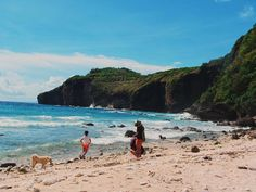 TREKKING CLIFF DIVING ISLAND HOPPING CAVITE PHILIPPINES (VIRGIN AND UNTOUCHED BEACH)