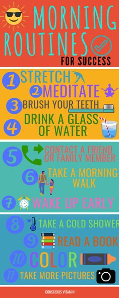 11 Most simple and productive ways to start your day! Drinking Warm Lemon Water, Postive Thoughts, Working People, The More You Know, Brighten Your Day, Things To Know, Best Memes, Dream Life, New Books