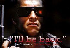 Terminator (1984) #TotalRecallBook