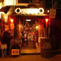 クルージングバー  PIER 34 NORTH Osaka Cruise & Bar 大阪の秘密基地