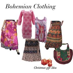 """""""Bohemian Clothing"""" by mogulinteriordesigns on Polyvore"""