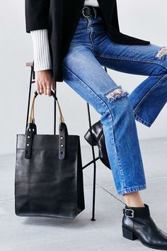 Aandd Paddle Tote - Urban Outfitters
