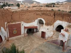 Luke Skywalker's Tatooine home is actually a real-life hotel