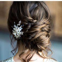 Peinado así, SÍ!  | SnapWidget