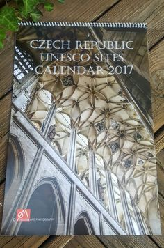 These are great photo calendars of sites in the Czech Republic by a friend who is a very talented photographer. They are available in English and Bilingual, US style and European style.