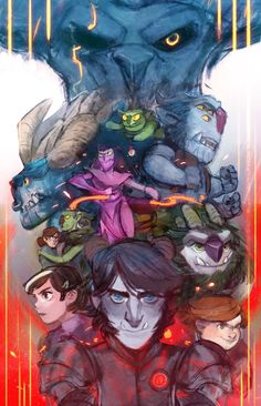 """By: injureddreams """"I finished watching Trollhunters and I can't express how much I loved it! I had to sit down and draw them . Hugging Couple Drawing, Couple Drawings, Cartoon Tv Shows, Cartoon Art, Cartoon Crazy, Dreamworks, Pencil Drawings, Art Drawings, Fanart"""