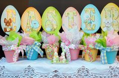 EASTER printable -FREE (in pots idea too!)