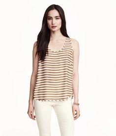H&M Patterned blouse $14.95