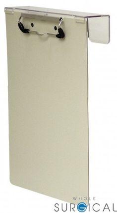 Omnimed - 203913-BG - Poly Overbed Clipboard Beige