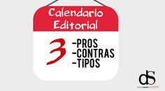 Calendario Editorial para tu blog: Pros, contras y 3 tipos North Face Logo, The North Face, Blog, David, Organize, Blogging