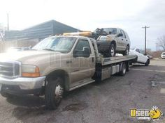 Rollback-Tow-Truck-for-Sale-in-Tennessee-/TN-S-703O Ford F550 Rollback