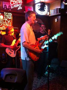 Billy Flynn, Rick Reed, Dave Melton