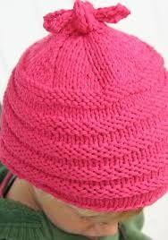 tuto tricot bonnet fillette