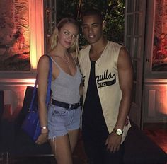 """cureton Throwback to when I met an angel at the after party last year in """" """" Vs Models, Teen Models, Fashion Models, High Fashion, Fashion Beauty, Women's Fashion, Candice Swanepoel Style, African Models, Celebrity Style Inspiration"""