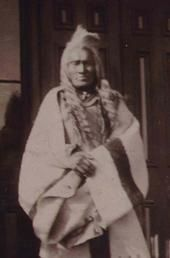 Chief Piapot, b. 1816; d. April 1908, age 92, Plains Cree