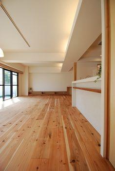 吉野杉無垢床フローリング(30×215エンドマッチ加工)について | 素材について | 木のマンションリフォーム・リノベーション-マスタープラン一級建築士事務所