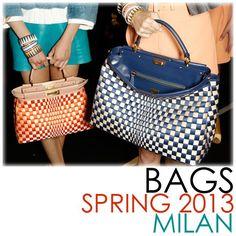 2013 Handbag Trends!