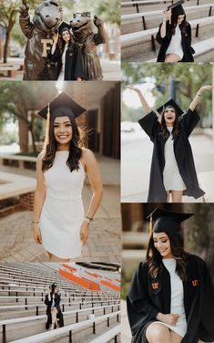College Graduation Photos, College Graduation Pictures, Graduation Picture Poses, Graduation Portraits, Graduation Photography, Graduation Photoshoot, Graduation Caps, Graduation Ideas, Grad Pictures