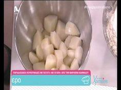 Παραδοσιακοί λουκουμάδες με πατάτα #MeAgapiXristianna Alpha Κύπρου - YouTube Oatmeal, Breakfast, Youtube, Food, The Oatmeal, Morning Coffee, Rolled Oats, Essen, Meals