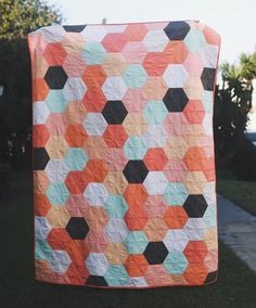 Tis the season for epic quilts and an Instagram feed full of pumpkins. #radandhappyquilts