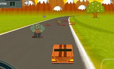 Zombie Racing - UGAMEZONE - Your Game Zone