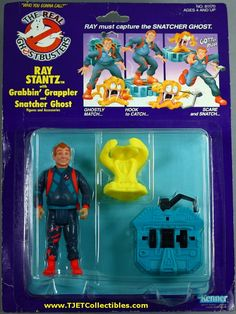 Real Ghostbusters Backpack Heroes Ray Stantz by tjetcollectibles