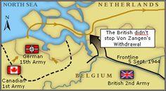 enge von Woensdrecht 1944 Ww2 History, Military History, Macbeth Witches, Operation Market Garden, Canadian Army, North Sea, World War Two, Warfare, Wwii