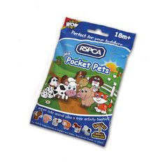 Wow Pocket Pets RSPCA Pocket Pet, My Pocket, Super Cute Animals, Animal Activities, Pop Tarts, Kids Toys, Snack Recipes, Pets, Games